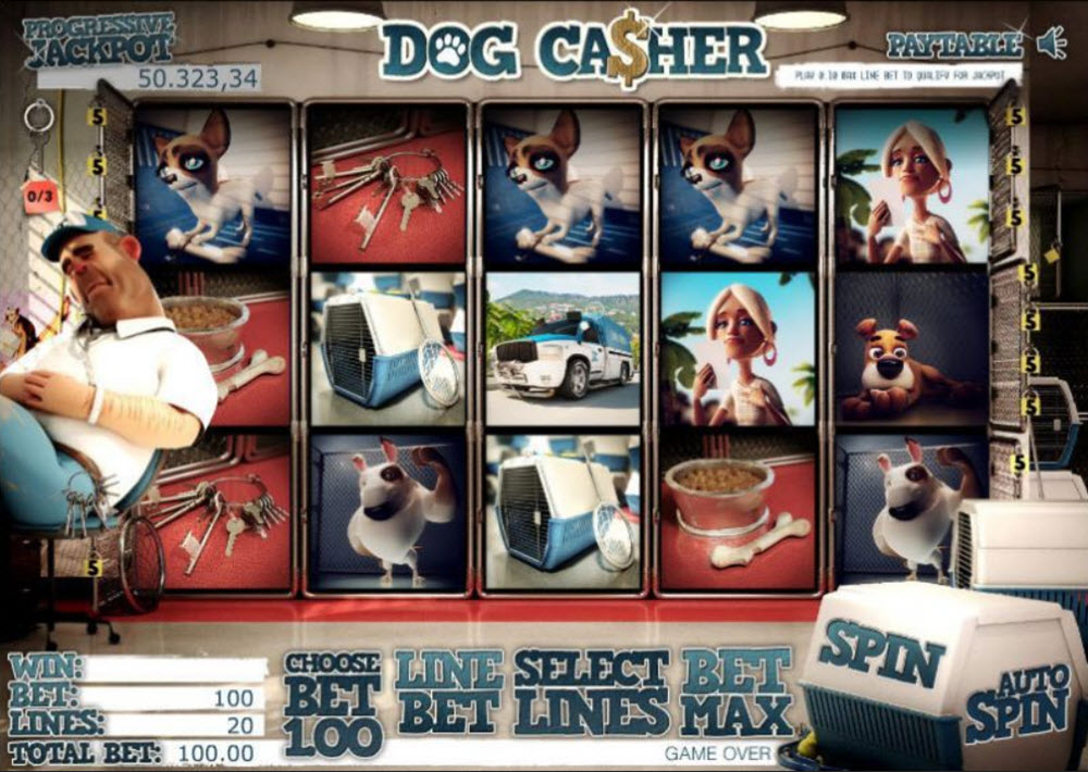 Dog Casher